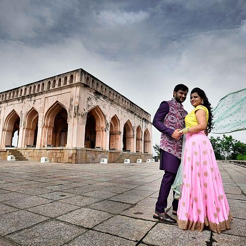 Akhila & Raghu