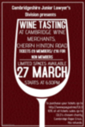 Copy of wine tasting poster template - d