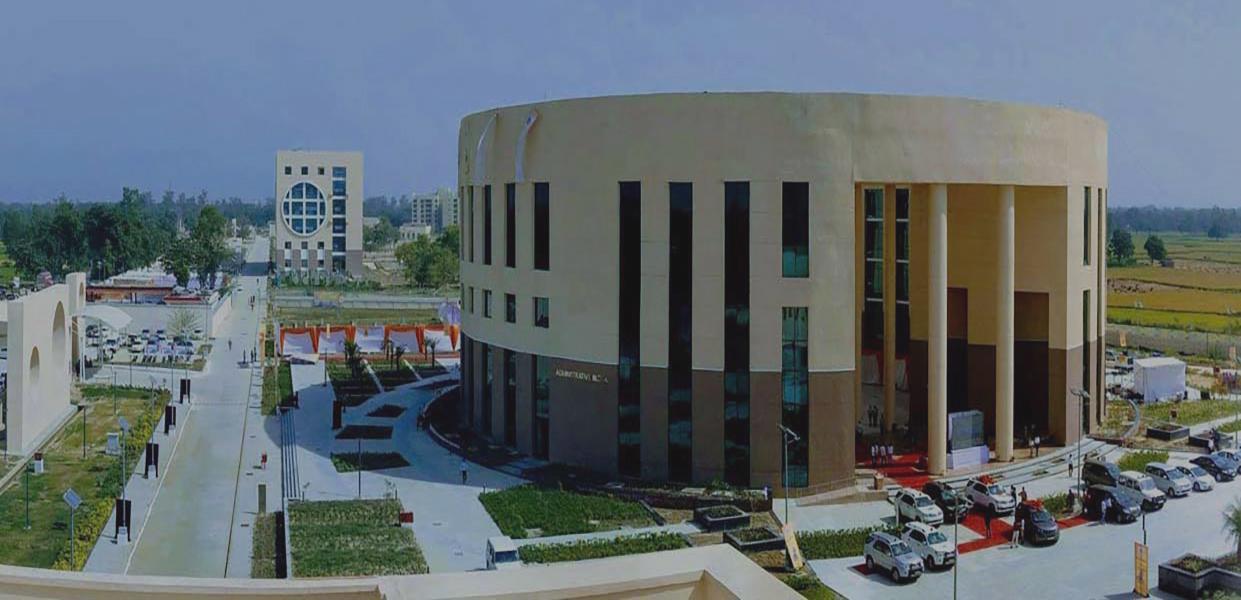 RGIPT BUILDINGS