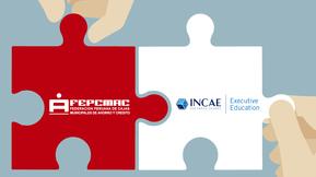 FEPCMAC firma convenio de mutua cooperación con INCAE Bussines School