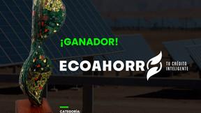 Ecoahorro, producto de las Cajas Municipales, ganador en la categoría de Finanzas Sostenibles