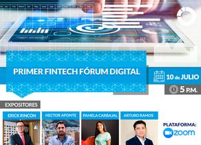 Primer Fintech Forum Digital de la FEPCMAC en beneficio de las Cajas Municipales