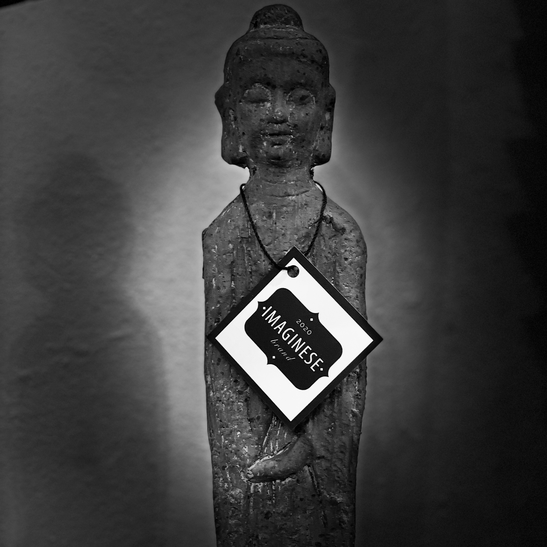 STANDING BUDAH