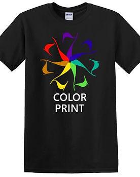 seven color ink on black t-shirt.JPG