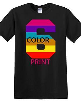 six color ink on black t-shirt.JPG