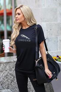 Jaguar on Woman Black Shirt.jpg
