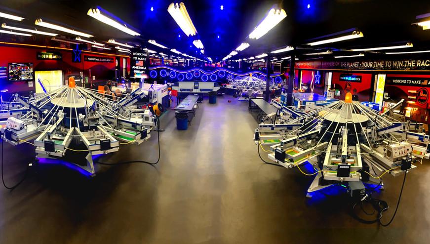 Production Floor 2020