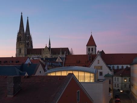 Auszeichnung für Projekt Synagoge Regensburg beim Deutschen Ingenieurbaupreis 2020