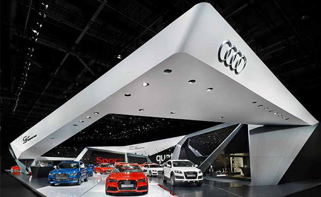 Audi Paris 2014