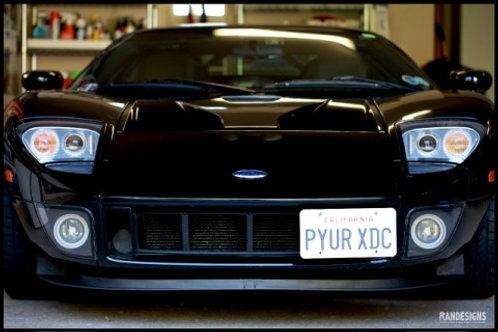 Ford GT (MK1 / 04-06)