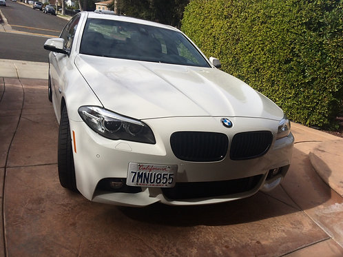 BMW 5 Series (F Models) w/ OFF3 for PDC