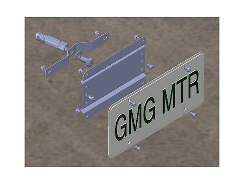 Parts- Backing Plate
