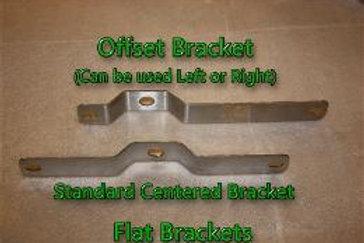 Parts-OFFSET2 Flat Bracket