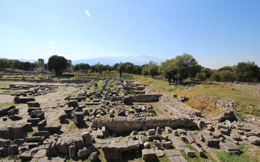 Phillipi, Greece