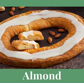 Almond Kringle