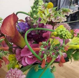 Bouquet coloré et orginal