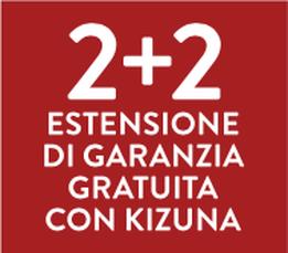 GARANZIA GRATUITA KIZUNA