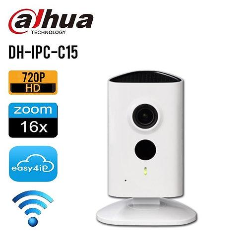 Camara Ip Dahua C15 Wifi Tarjeta Sd Micrófono V Nocturna