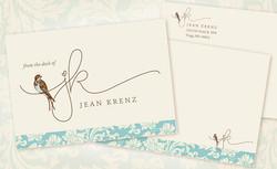 Jean Krenz Stationery
