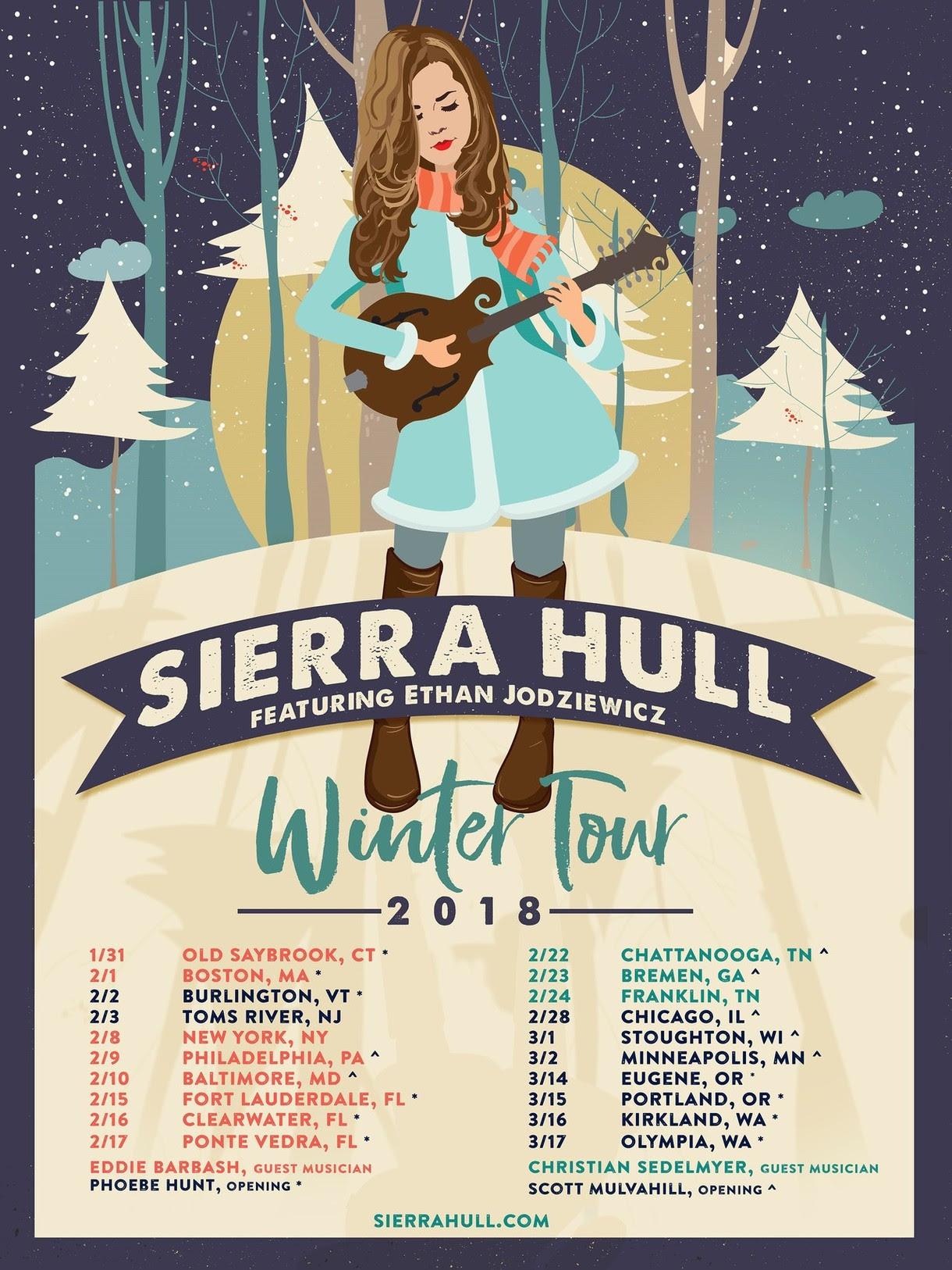 Sierra Hull Poster
