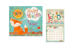 Happy Thoughts Calendar