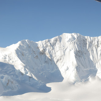 Solo Ascent: Mt. Quincy Adams