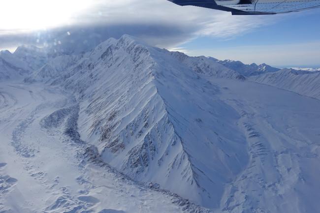 Winter Carpe: Traleika Glacier