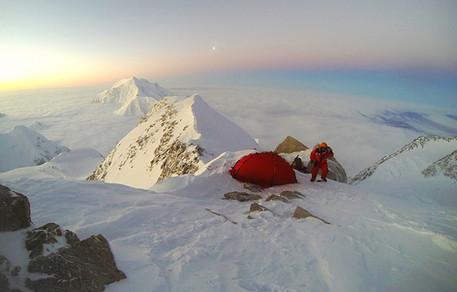 Denali January Solo Summit 2015