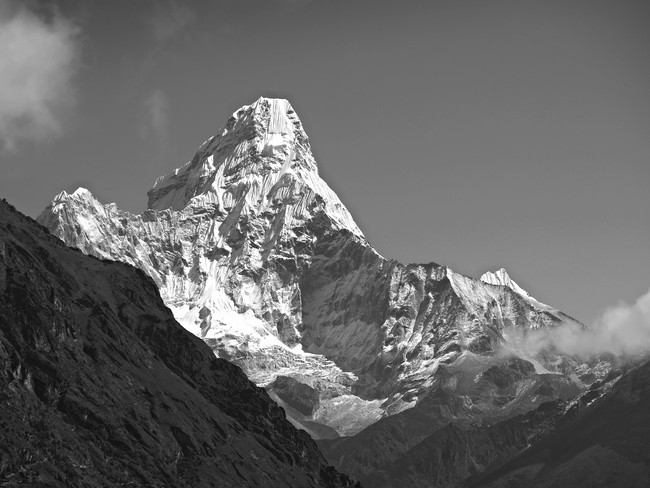 Ama Dablam ~ Base Camp