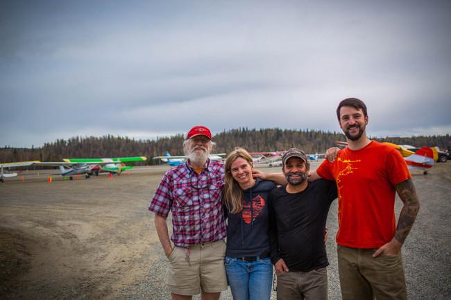 Begguya Expedition: Day 01 Prepping in Talkeetna, Alaska