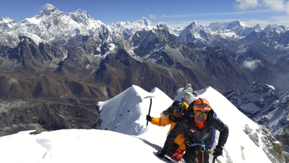 Vertical Nepal Expedition 2015-2016