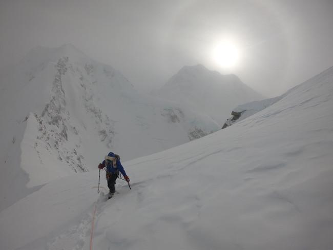 Team Summits Mt Frances