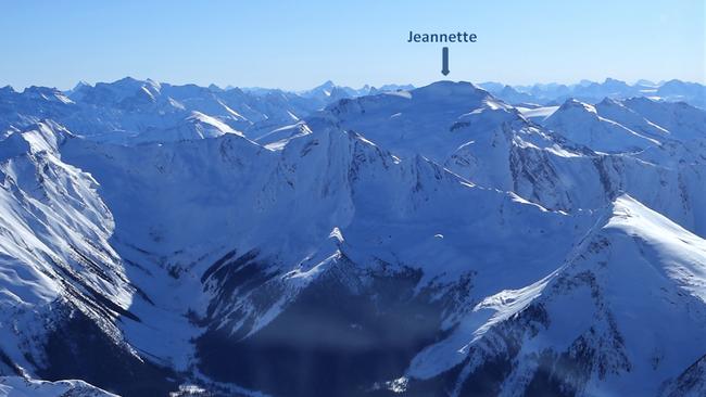 Part 1: Jeannette Peak - The Idea