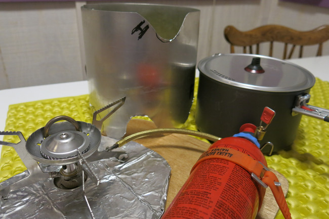 Cold Hunter One: Expedition Cook Kit