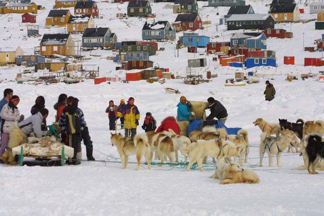 Greenland Circum-navigation 1997-2001