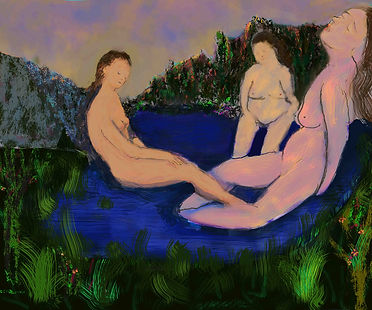 bathers by the river.jpg