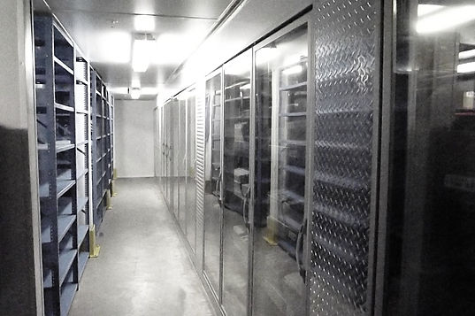 REFRIGERATION STORAGE RACKING