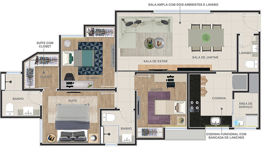Planta_Apartamento_Edifício_Eduarda_Bahi