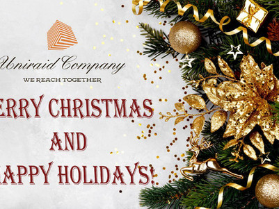 Holiday Greetings , friends and collegues !