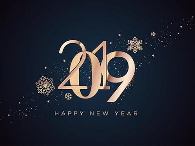 Happy new year of 2019