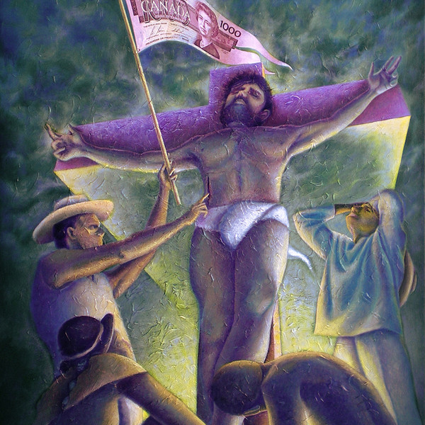 Crucifixion (King of Excuses)