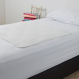 ALL PURPOSE BED PAD - WHITE (BD1003W)