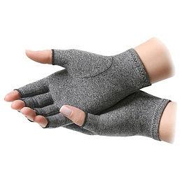 IMAK Compression Arthritis Gloves, Large, up to 10.16cm, Pair