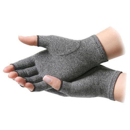 IMAK Compression Arthritis Gloves, Large, up to 10.16cm, Pair