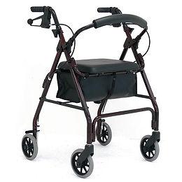 Adjustable Seat Height Walker 8