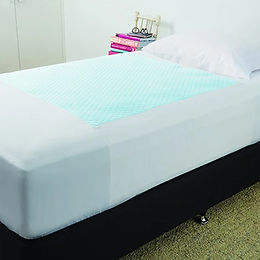 DELUXE NON-WATERPROOF BED PAD WITH TUCK-INS (BD1002 and BD1002D)