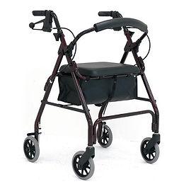 Adjustable Seat Height Walker 6