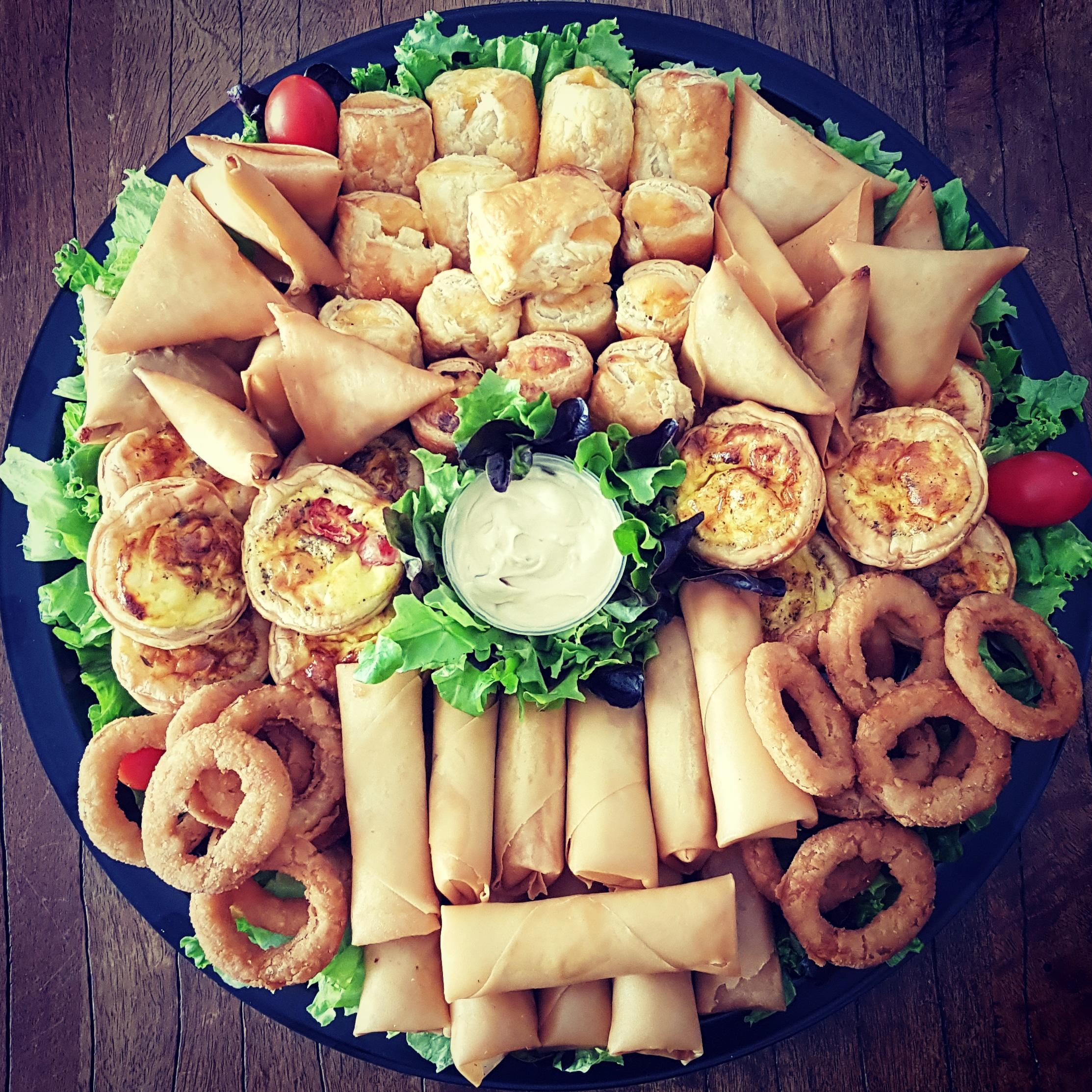 Veg Snack Platter (2)