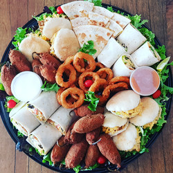 The Mexican Platter