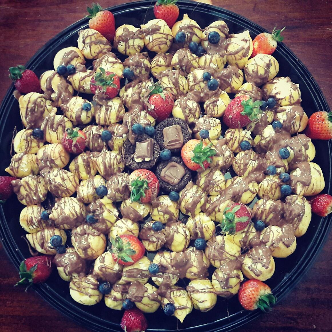Lindt & Ferrero Eclairs